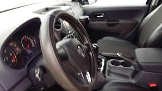 Volkswagen Amarok 2010 обзор