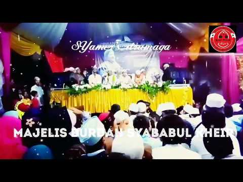 Majelis Syababul Kheir (Syam Mania) - Manis nya negeri ku