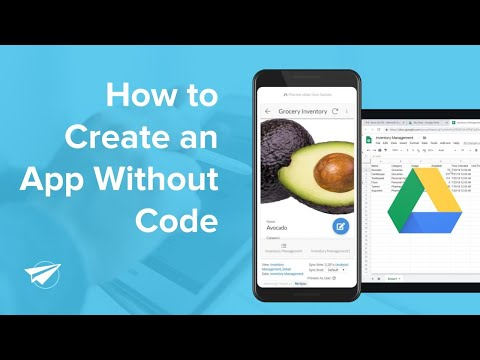 How To Create An App Without Code [2019]