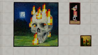 Easy Painting Chooser in Minecraft