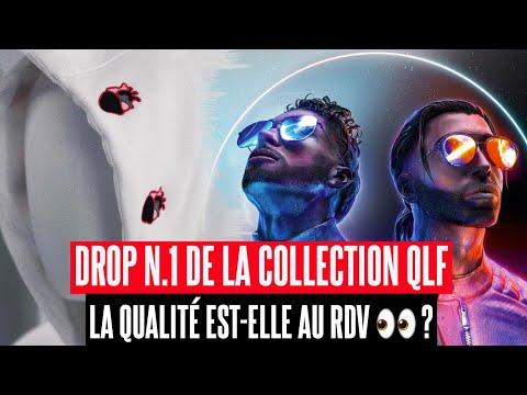 PREMIER DROP DE LA COLLECTION QLF DE PNL ! PLUS CHAUD QU'UN DROP SUPREME ?