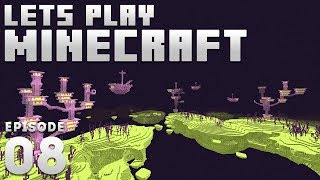 iJevin Plays Minecraft - Ep. 8: TRIPLE END CITY! (1.15 Minecraft Let's Play)