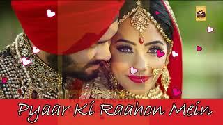 gul ki kushboo hai hawaaon mein main chaloon pyaar ki raahon me for love songs
