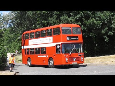 Nottingham Area Bus Society Ruddington Gathering at Great Central Railway North   15th July 2018