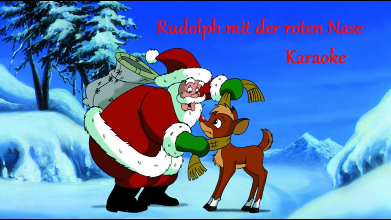 Text Rudolph Mit Der Roten Nase
