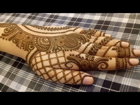 Dubai Henna Design 15 Heena Vahid Video Download Mp4 3gp Flv