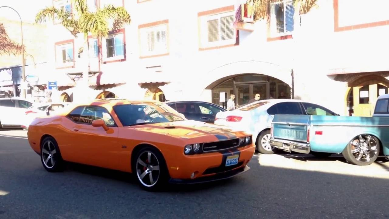 Pismo Beach June Car Show Friday Night YouTube - Classic car show pismo beach
