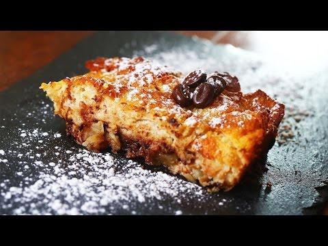 mendiant-:-gâteau-de-pain,-pommes-et-chocolat---instant-cuisine