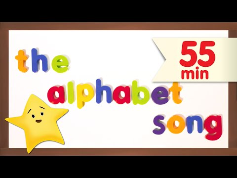 The Alphabet Song + More | ABC Songs & Nursery Rhymes | Super Simple Songs
