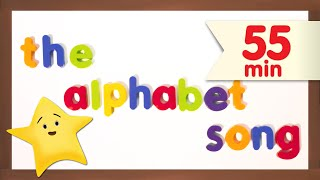 The Alphabet Song + More | ABC Songs and Nursery Rhymes | Super Simple Songs