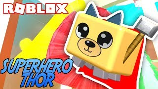BUY THE NEW PET SUPER HEROE! 😈 Roblox Magnet Simulator