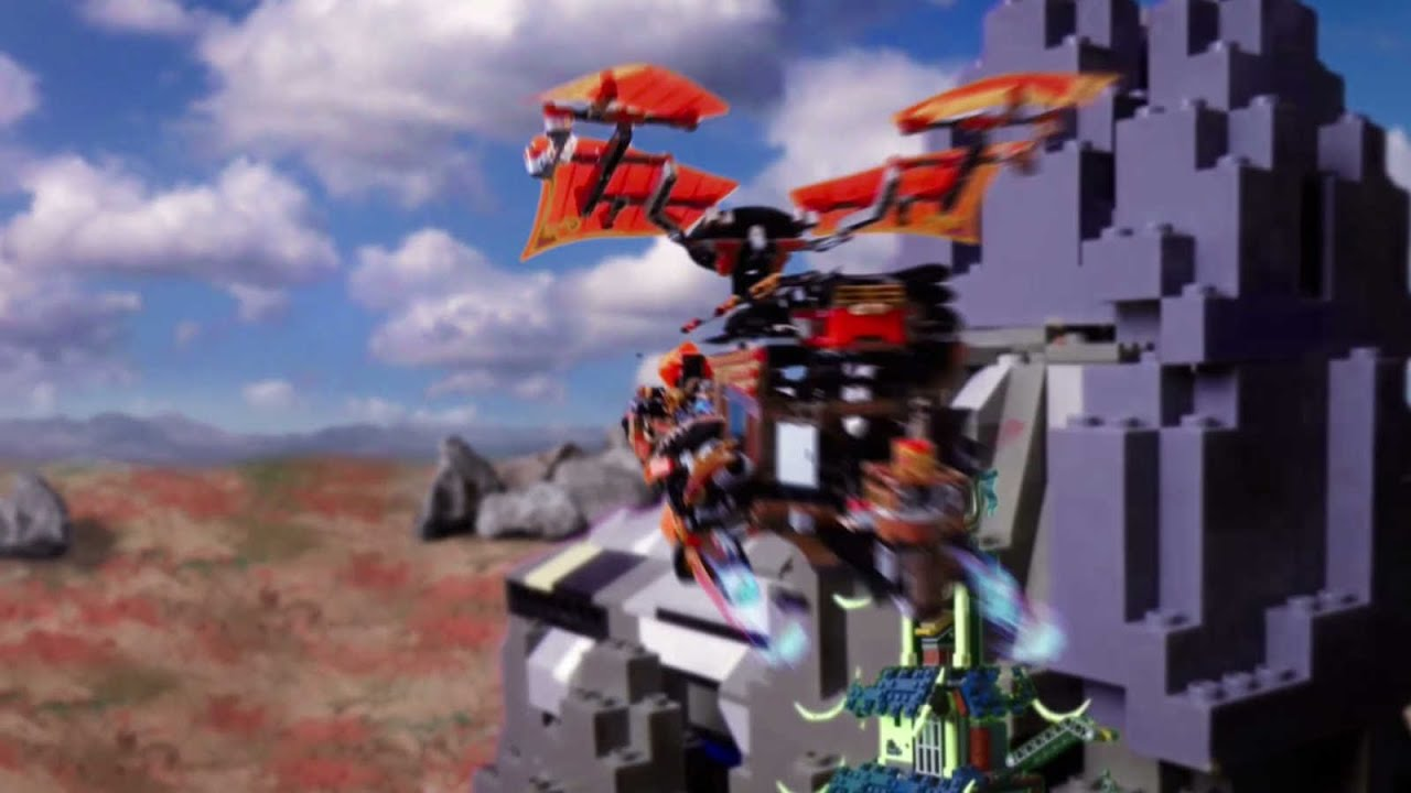 LEGO Ninjago: Worst Villain Competition - Behind the ...