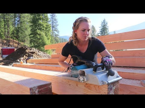 DOWN TO THE WIRE! (3 Days to Timber Frame Workshop)