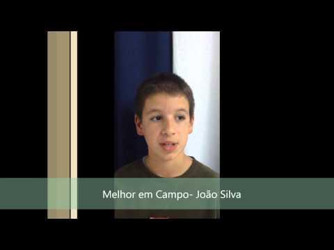 Flah Interview 7ª jornada -Iniciados- Pedras Rubras VS Castêlo da Maia