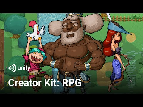 Creator Kit: RPG (Overview)