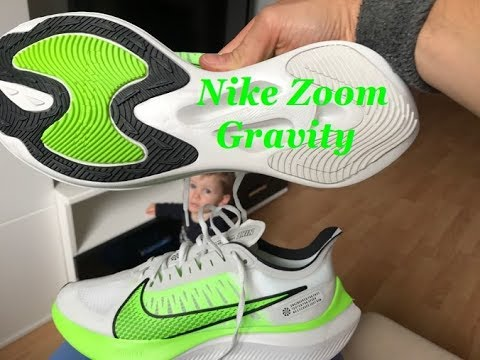 Unboxing the Nike Zoom Gravity for my Ultra Running training