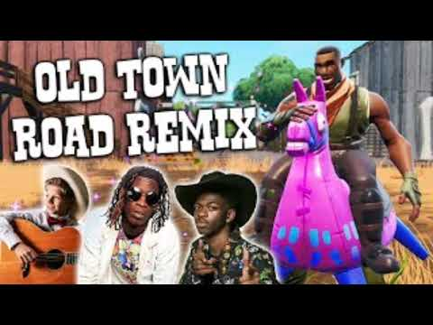 Fortnite montage-old Town Road remix