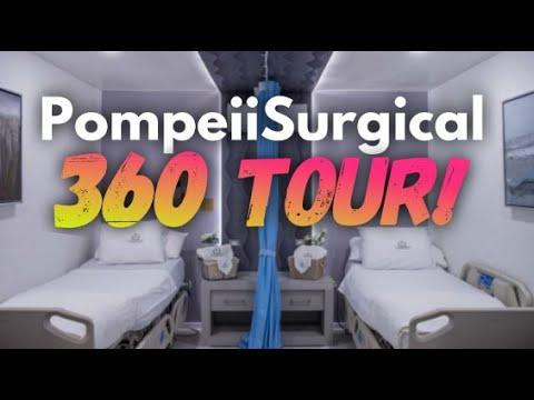 Pompeii Surgical 3d Tour Youtube