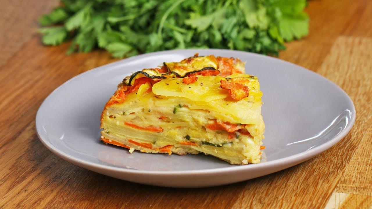 maxresdefault - Scalloped Vegetable Bake