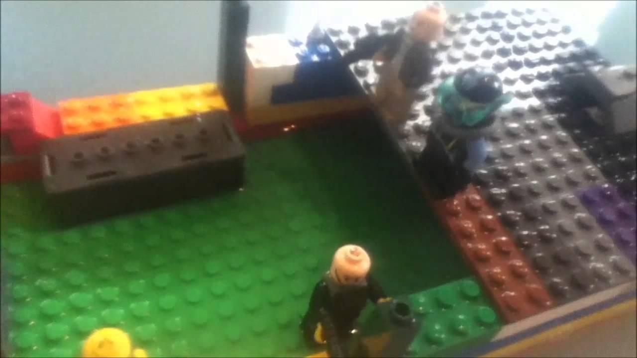 lego jaws part 2 - YouTube