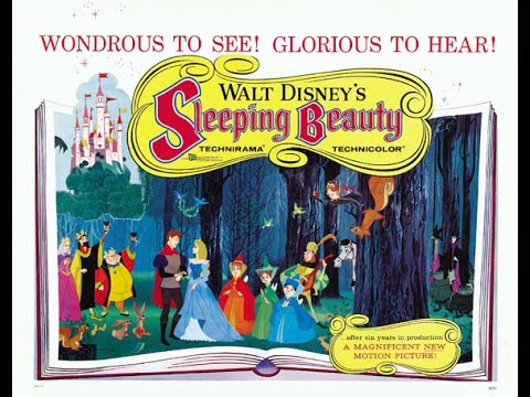 """Walt Disneys Sleeping Beauty / Dornröschen"" German Review"