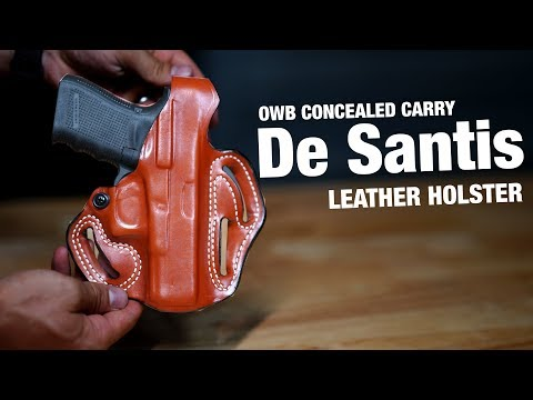 Top 5 Small of Back Holster Reviews - Buyer's Guide