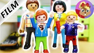 摩比游戏 Playmobil 玩偶影片 小尤又要恶作剧了 我不想睡觉!我要离家出走!