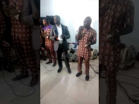 FUJI LEGEND ALH ABASS AKANDE OBESERE DAZZLES AS CITY PEOPLE OPENS EVENT CENTER IN LAGOS
