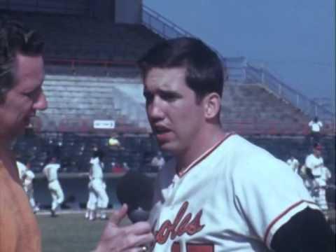 1969: Davey Johnson Interview, Orioles Spring Training, WMAR-TV