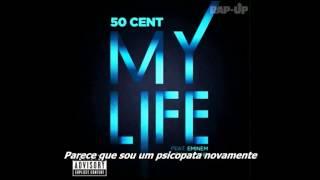 50 Cent Ft. Eminem & Adam Levine - My Life [Legendado+Review]