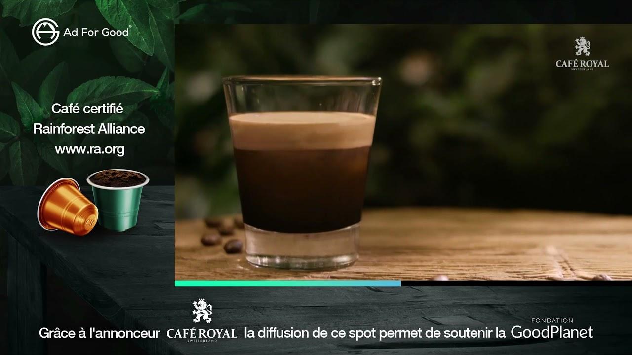 Musique de la pub   Café Royal 2021