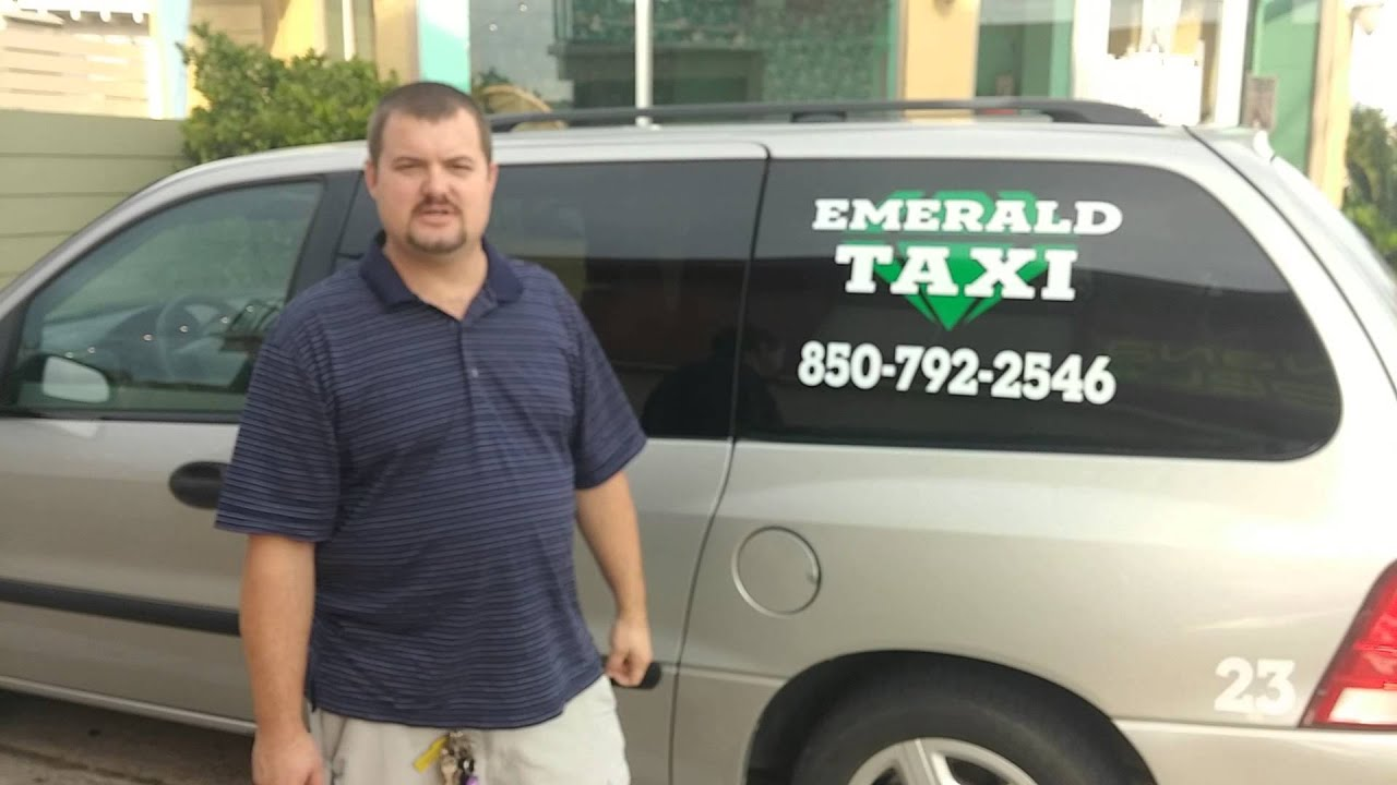 "Emerald Taxi Panama City Beach"" raldtaxiandshuttle"