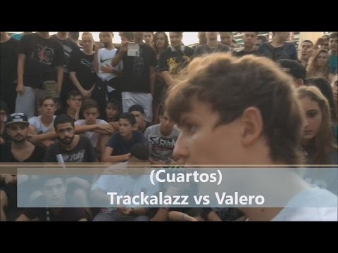 TRACKALAZZ VS VALERO Cuartos Clasificatoria FullRap VLC VS MADRID