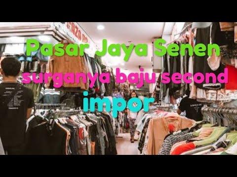 Second Import Pasar Jaya Senen Blok 3 Lantai 2 Murah-murah 😎🤔