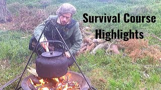 Highlights - Highlander Survival Course 2019