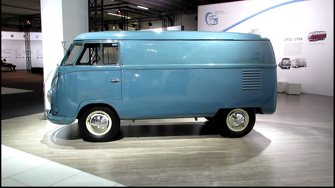 1950 vw barndoor t1 @ essen pt1 - YouTube