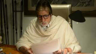 Amitabh Bachchan letter to granddaughters