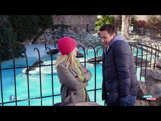 Andrija i Andjelka - Ko je foka, a ko gorila?