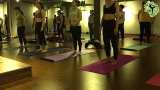 Hatha Yoga Poses For Flowery Breath & Firm Thigts #3 - Bài Tập săn chắc mông đùi và điều hoà hơi thở