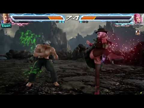 VIOLENT PAUL VS MAGICAL ALILISA TEKKEN™7