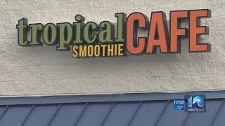 VDH confirms hepatitis A cases in Virginia from Tropical Smoothie Cafes