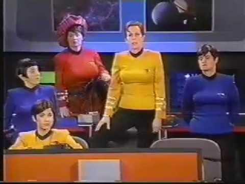 Star Trek ParodyCarol Burnett
