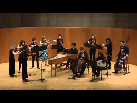 Telemann Viola Concerto SFCM Baroque Ensemble