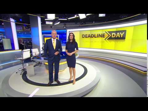 Jim White and Kirsty Gallacher bring you the breaking Transfer Deadline Day news as it happens