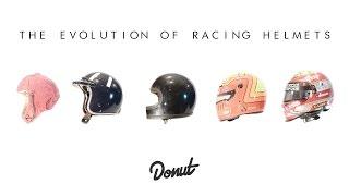 The Evolution of Racing Helmets | Donut Media
