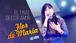 VIDEO: EL FINAL DE ESTE AMOR (en VIVO)