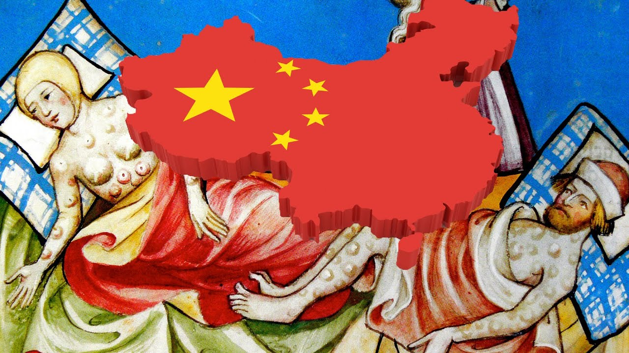 Bubonic Plague Outbreak in China, 30,000 Quarantined - YouTube