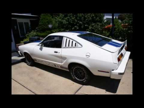 garage squad 1976 ford mustang cobra ii youtube. Black Bedroom Furniture Sets. Home Design Ideas