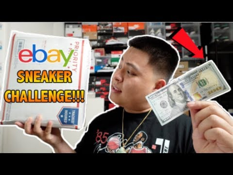 EP. 1 - $100 AND UNDER EBAY SNEAKER RESELL CHALLENGE!!! (RESELLING DONE RIGHT)