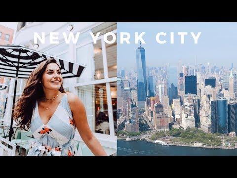 Summer In New York! // 24 Hours in NYC